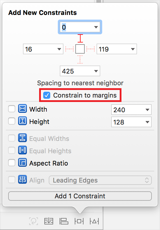 Positioning Content Within Layout Margins | Apple Developer