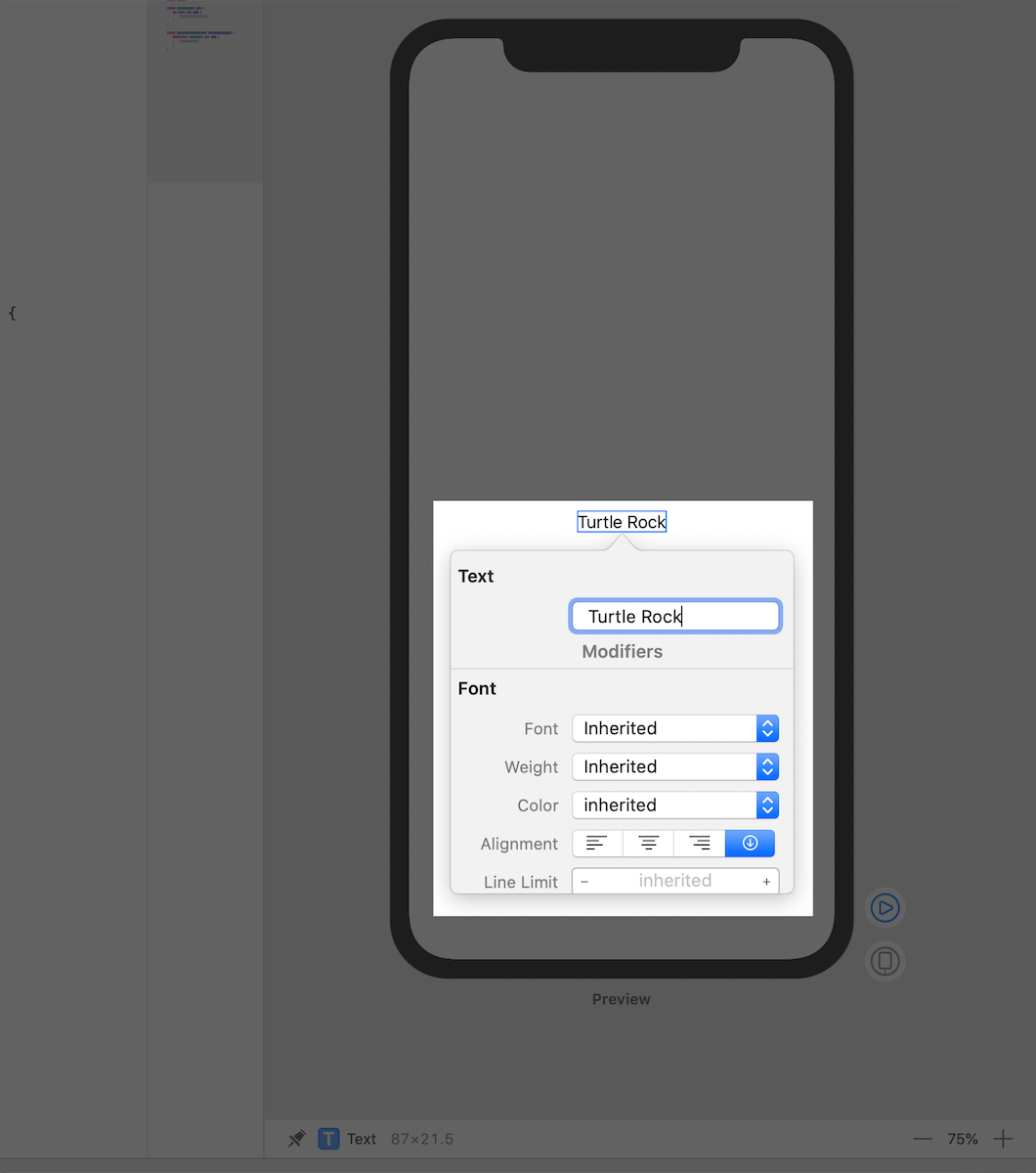 Creating and Combining Views — SwiftUI Tutorials   Apple