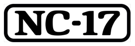 The phrase N C dash seventeen, inside a black rectangle with rounded corners.