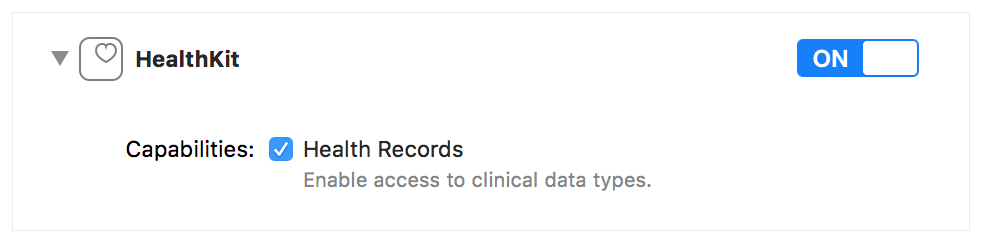 Accessing Health Records | Apple Developer Documentation