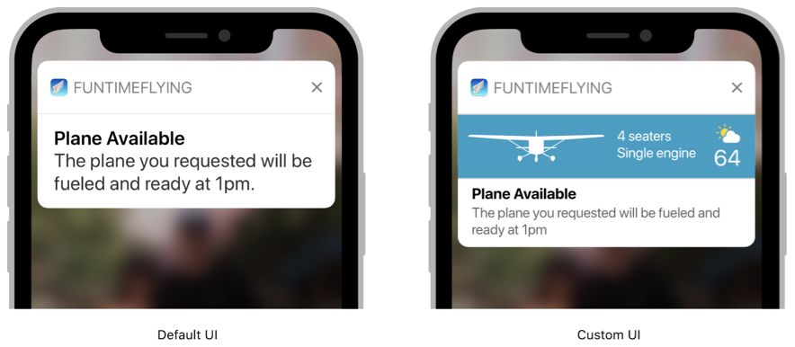 Customizing the Appearance of Notifications | Apple