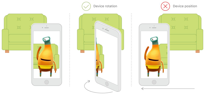 AROrientationTrackingConfiguration - ARKit | Apple Developer