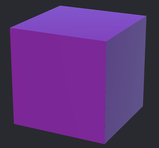 Image of cube.