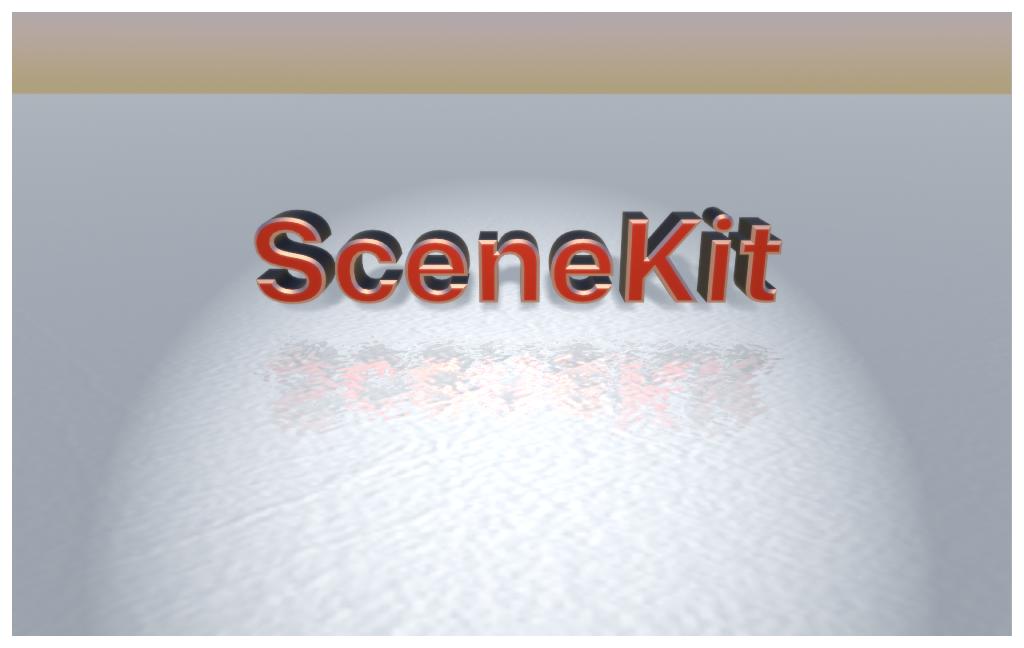 SCNText - SceneKit   Apple Developer Documentation