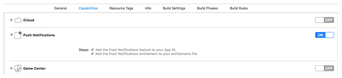 Registering Your App with APNs | Apple Developer Documentation