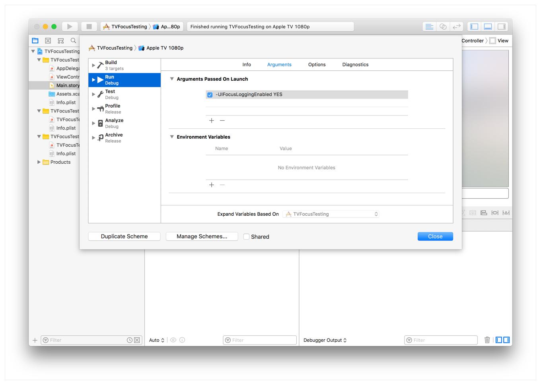 Debugging Focus Issues in Your App | Apple Developer
